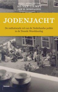 Jodenjacht omslag Van Liempt